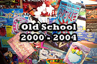 Old School 2000 - 2004 Tigger Loves You Rave Pictures