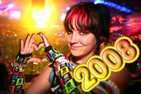 2008 - Tigger Loves You / Rave Photos
