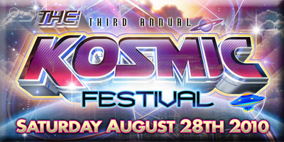 Featured Party - Kosmic Festival
