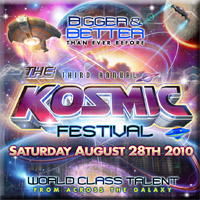 The Kosmic Festivla